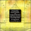 Fugues, Fantasia, and Variations - 19th Century