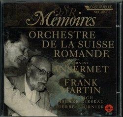 Martin: Petite symphonie concertante / Der Sturm / Cello Concerto / Ballade for Flute