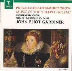 Music of the Chapels Royal Music