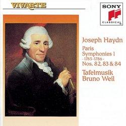 Symphonies 82-84