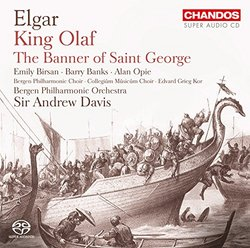 Sir Edward Elgar: King Olaf