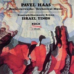 Pavel Haas: Orchesterwerke
