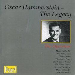 Hammerstein: The Operettas