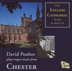 English Cathedral Series: 5 - Chester