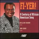 Fi-yer! A Century of African-American Song