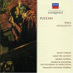 Puccini: Tosca (Highlights) [Australia]