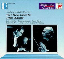 Piano Concerti 1-5 / Triple Concerto