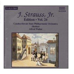 STRAUSS II, J.: Edition - Vol. 24
