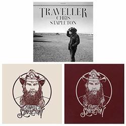 Chris Stapleton: Complete Studio Album Discography Audio CD Collection