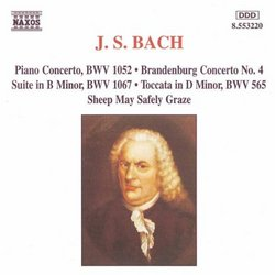 Bach, J.S.: Famous Works