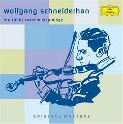 The 1950s Concerto Recordings [Box Set]