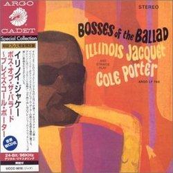 Bosses of Ballad: Plays Cole Porter