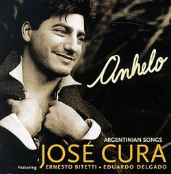 Anhelo: Argentinian Songs