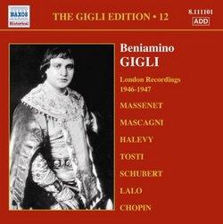 Gigli Volume 12