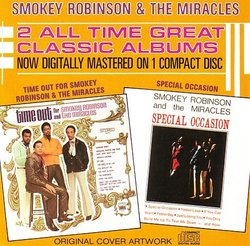 Time Out For Smokey Robinson & The Miracles/Special Occasion