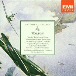 Walton: Coronation March; Richard III