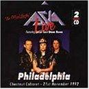 Live in Philadelphia 1992