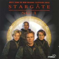 Stargate SG-1 (1997 Television Series)