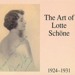 The Art of Lotte Schöne, 1924-31