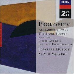 Prokofiev: Alexander Nevsky; Lieutenant Kije; Etc [Germany]