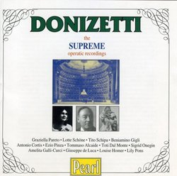 Donizetti: Supreme Opera Recordings