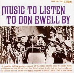 Music to Listen to Don Ewell By