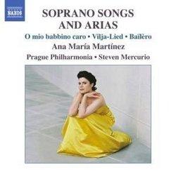 Martinez:  Soprano Songs and Arias