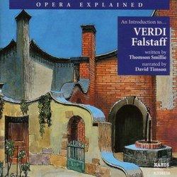 "Opera Explained: An Introduction to Verdi's ""Falstaff"""