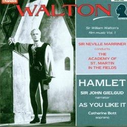 Walton - Hamlet · As You Like It / Bott · Marriner