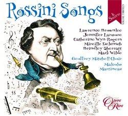 Rossini: Songs