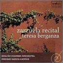 Teresa Berganza: Zarzuela Recital