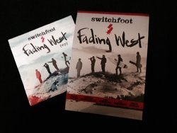 Switchfoot: Fading West (Ep) Cd