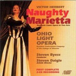 Herbert: Naughty Marietta / Byess, Ohio Light Opera, et al