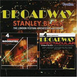 Broadway Blockbusters/Broadway Spectacular vinyl lp record