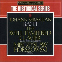 J.S. Bach: The Well-Tempered Clavier, Book 1 Complete