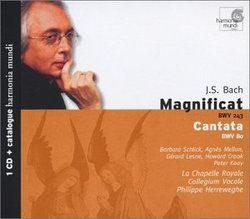 Magnificat / Cantata 80