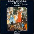 Leoncavallo: La Bohème