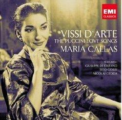 Puccini: Vissi d'Arte (2 CDs)