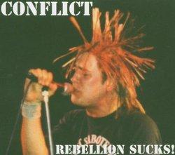 Rebellion Sucks (W/Dvd)