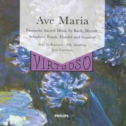 Ave Maria / Vocal Favorites by Bach, Mozart, and Schubert