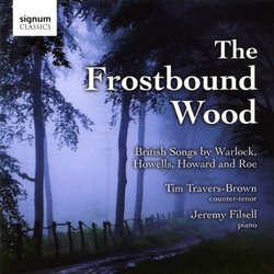 Frostbound Wood: British Songs