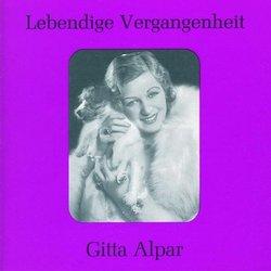 Lebendige Vergangenheit: Gitta Alpar