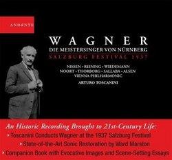 Wagner: Die Meistersinger von Nürnberg/ Toscanini, Salzburg 1937