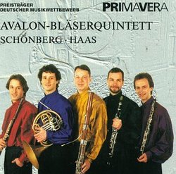 Wind Quintet Op26, Op10