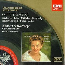 Great Recordings Of The Century: Elisabeth Schwarzkopf Sings Operetta Arias