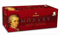 Wolfgang Amadeus Mozart: Complete Works [Box Set]