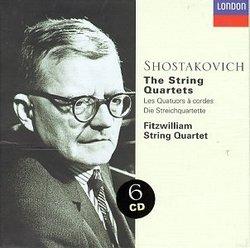 Shostakovich: The String Quartets