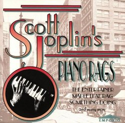 Piano Rags of Scott Joplin
