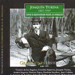 joaquin Turina Historic Recordings
