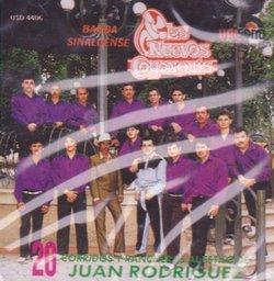 20 Corridos Al Estilo De Juan Rodriguez